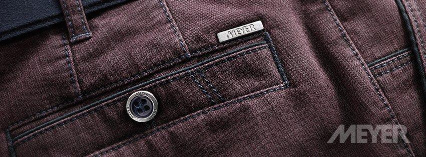 I pantaloni Meyer a Roma li trovi in negozio da Hom's in Viale Ventuno Aprile, 70. Abbigliamento classico uomo con ampia selezione di abiti e capi casual