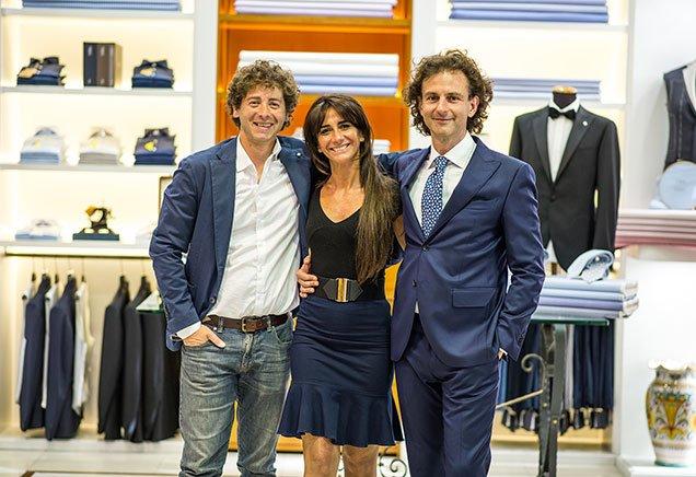 Abbigliamento classico uomo Roma - Hom's Abiti su misura e delle migliori marche