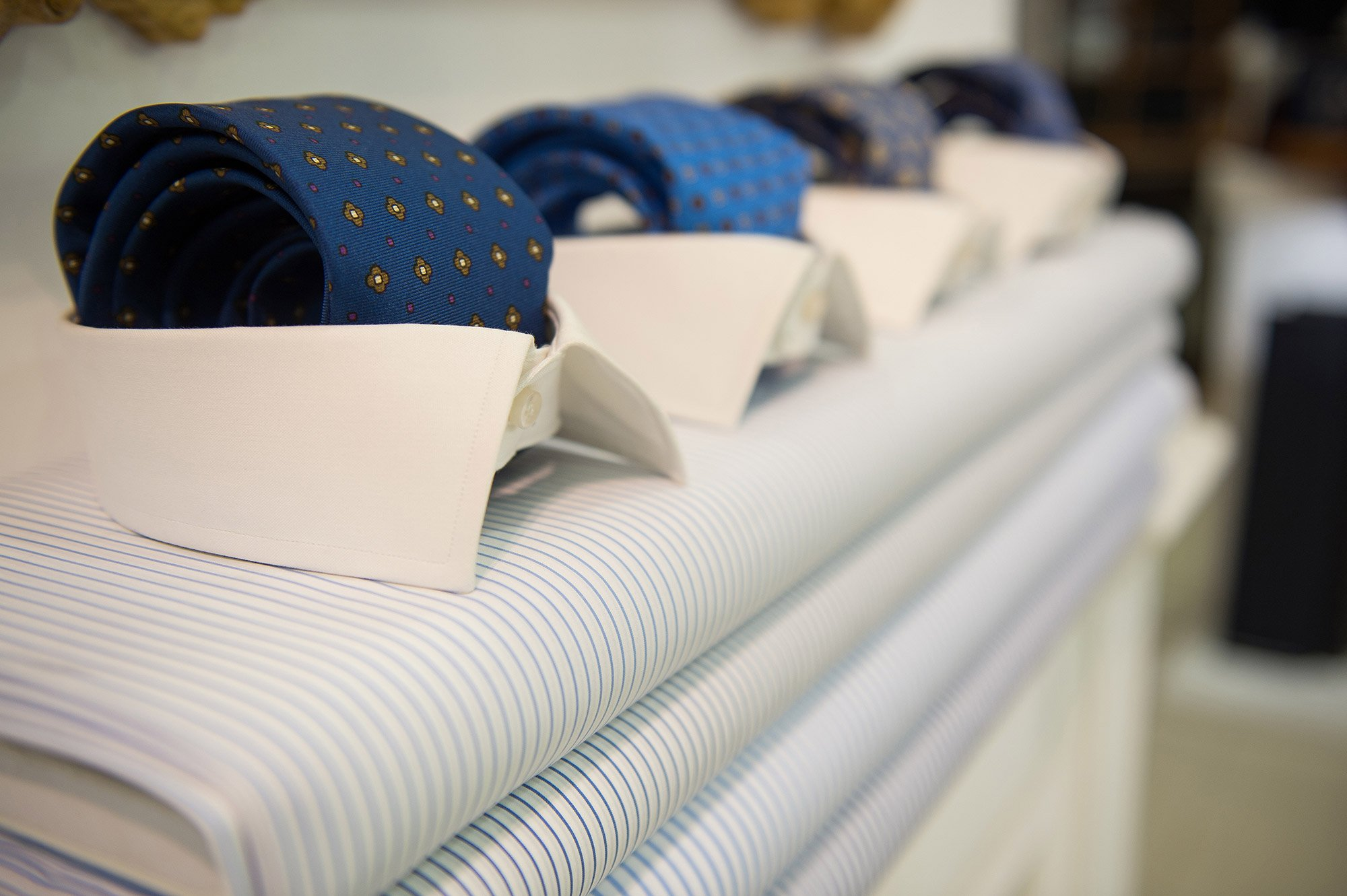 Negozio camicie Roma - Hom's - Ampia selezione di camicie in taglie calibrate e non