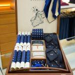 Cravatte artigianali Roma - Hom's - Servizio esclusivo cravatte su misura